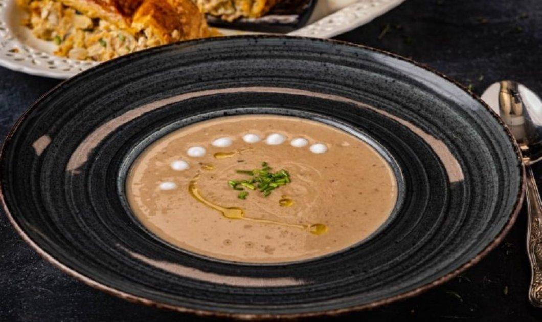 Η Αργυρώ Μπαρμπαρίγου προτείνει μια gourmet συνταγή για το γιορτινό τραπέζι - Σούπα κάστανο βελουτέ! - Κυρίως Φωτογραφία - Gallery - Video