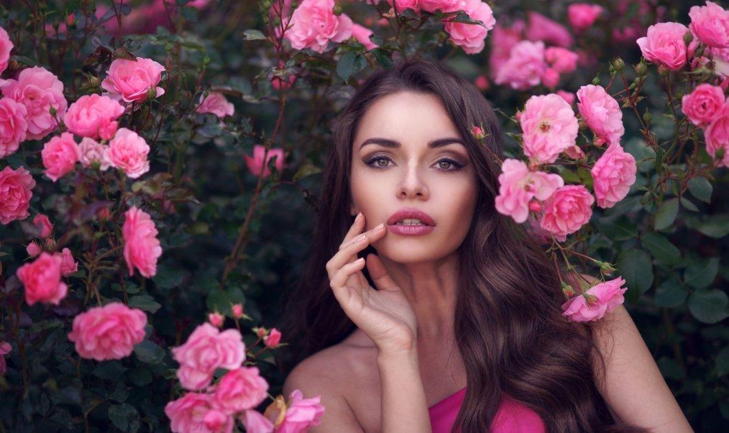 Μάσκα ομορφιάς από πέταλα τριαντάφυλλου: Προσθέτει λάμψη στο δέρμα & αφαιρεί τα σημάδια κούρασης - Πως την φτιάχνετε; - Κυρίως Φωτογραφία - Gallery - Video