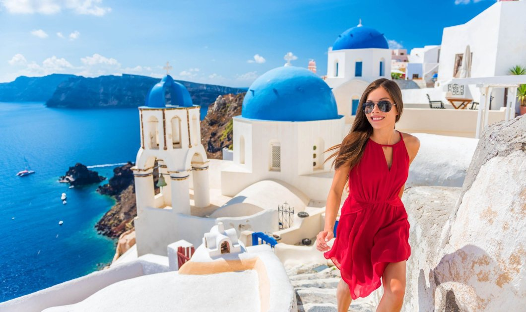 Good News: Οι Ρώσοι ψηφίζουν την Ελλάδα ως την καλύτερη χώρα για διακοπές στην παραλία - Κυρίως Φωτογραφία - Gallery - Video