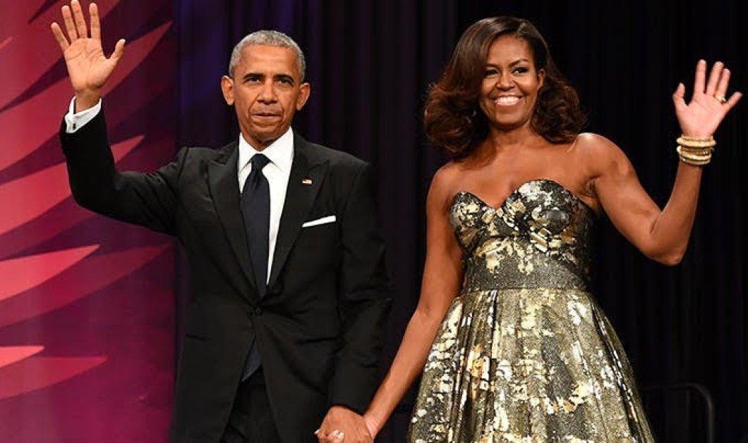 Μπάρακ Ομπάμα: «Οι γυναίκες δεν είναι τέλειες, αλλά αδιαμφισβήτητα καλύτερες από τους άνδρες»   - Κυρίως Φωτογραφία - Gallery - Video