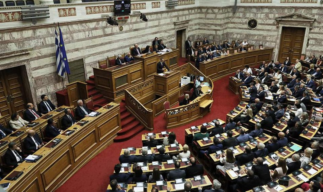 Με 158 ψήφους υπέρ & 139 κατά εγκρίθηκε ο Κρατικός Προϋπολογισμός για το 2020  - Κυρίως Φωτογραφία - Gallery - Video