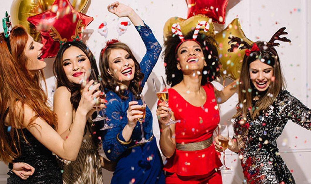 Εορταστικό look: Εντυπωσιακές προτάσεις για να λάμψετε τα Χριστούγεννα και την Πρωτοχρονιά - Φώτο  - Κυρίως Φωτογραφία - Gallery - Video