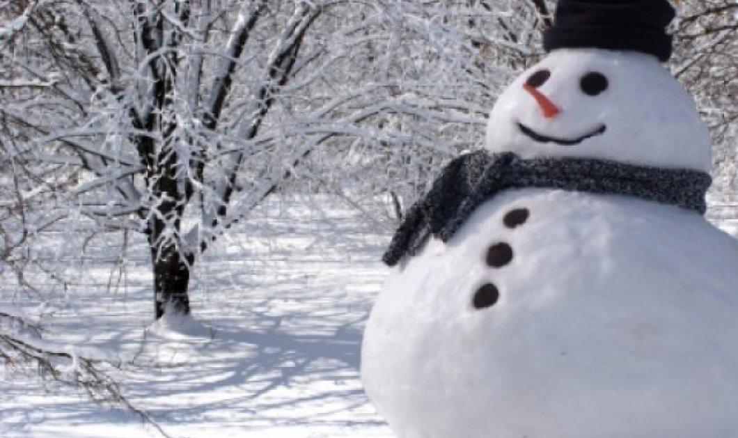 Καιρός: Ποιοι δρόμοι είναι κλειστοί σε όλη την χώρα λόγω χιονιού - Κυρίως Φωτογραφία - Gallery - Video