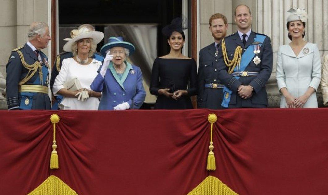 """Η ανακοίνωση της Βασίλισσας Ελισάβετ για το  """"Megxit"""" μετά τη """"σύνοδο κορυφής"""" της βασιλικής οικογένειας - Τι είπε για το μέλλον των """"Sussex"""" (φώτο-βίντεο) - Κυρίως Φωτογραφία - Gallery - Video"""