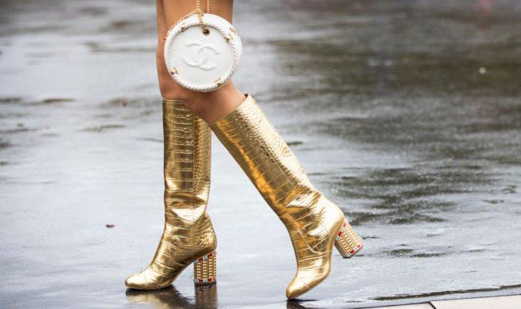 Αυτές είναι οι τοπ τάσεις της μόδας & τα ωραιότερα παπούτσια του 2020 - Δείτε τα πριν πάτε για ψώνια (φώτο) - Κυρίως Φωτογραφία - Gallery - Video