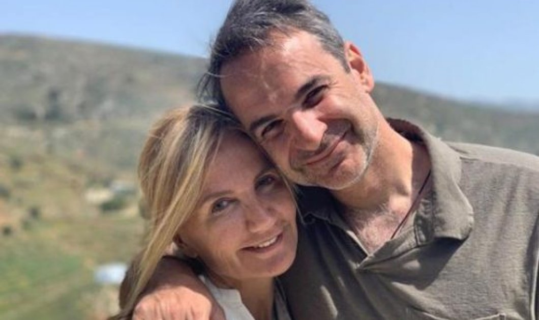 O Κυριάκος Μητσοτάκης & η σύζυγός του Μαρέβα σε αγώνα NBA: Ποιους παρακολούθησαν; Φώτο & βίντεο - Κυρίως Φωτογραφία - Gallery - Video