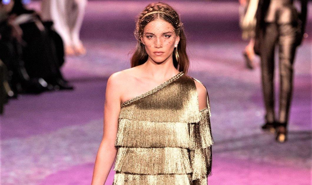 27 Couture τουαλέτες για εκθαμβωτικές εμφανίσεις: Dior, Valentino, Saab, Givenchy, Margiela - Φώτο  - Κυρίως Φωτογραφία - Gallery - Video