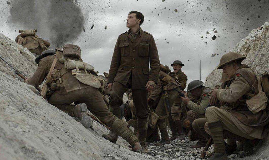 Οι ταινίες της εβδομάδας: Πρεμιέρα το αντιπολεμικό έπος του Σαμ Μέντες, 1917 - Δείτε τα Trailers - Κυρίως Φωτογραφία - Gallery - Video