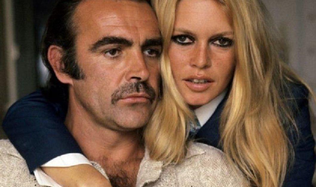 Vintage 1968: Όταν ο Σον Κόνερι συνάντησε την Μπριζίτ Μπαρντό - Το ζευγάρι σε απίθανα κλικ του Terry O'Neill (φώτο)  - Κυρίως Φωτογραφία - Gallery - Video