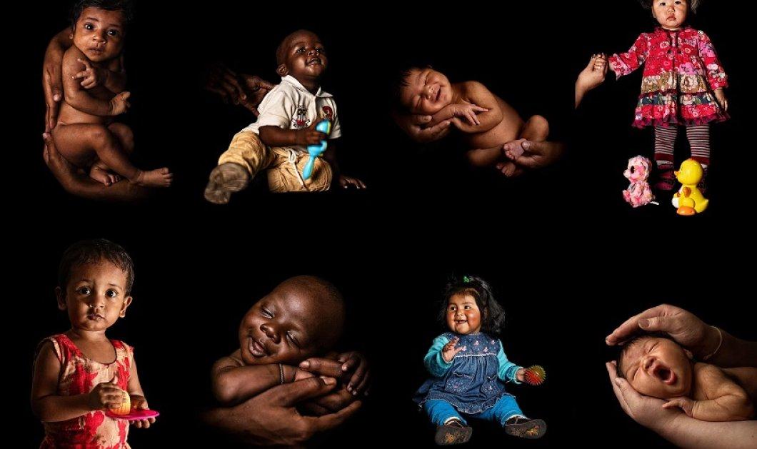 Οι μικροί - μεγάλοι νικητές της ζωής: 14 πανέμορφα πρόωρα μωράκια τότε & τώρα (φώτο) - Κυρίως Φωτογραφία - Gallery - Video