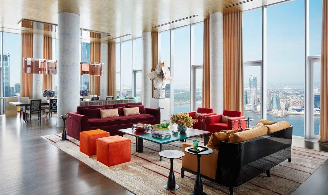Εντυπωσιακές φωτογραφίες από lofts σε ουρανοξύστες με θέα τη Νέα Υόρκη! - Ουάου μέσα & έξω  - Κυρίως Φωτογραφία - Gallery - Video