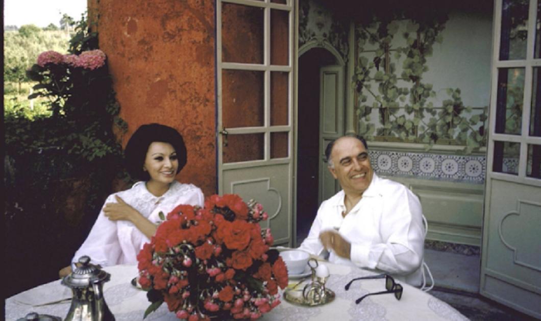 31 υπέροχες vintage φώτο: Η Σοφία Λόρεν στη μεγαλειώδη βίλα της το 1964 - Δώρο του Κάρλο Πόντι  - Κυρίως Φωτογραφία - Gallery - Video