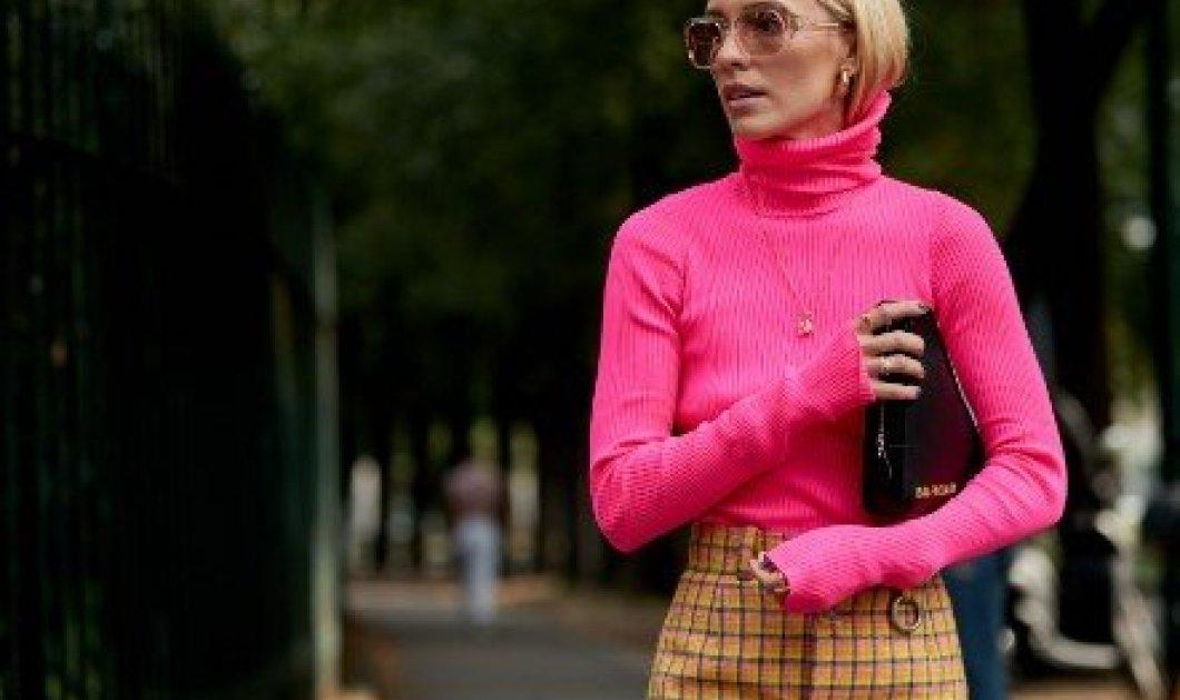 Neon χρώματα: Εντυπωσιακές ιδέες για να φορέσεις την πιο hot τάση του χειμώνα 2020 - Φώτο  - Κυρίως Φωτογραφία - Gallery - Video