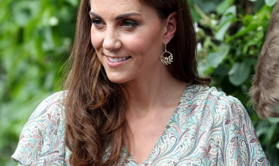 Η πριγκίπισσαKate Middleton αποτίει φόρο τιμής στα θύματα του Άουσβιτς- Φώτο  - Κυρίως Φωτογραφία - Gallery - Video