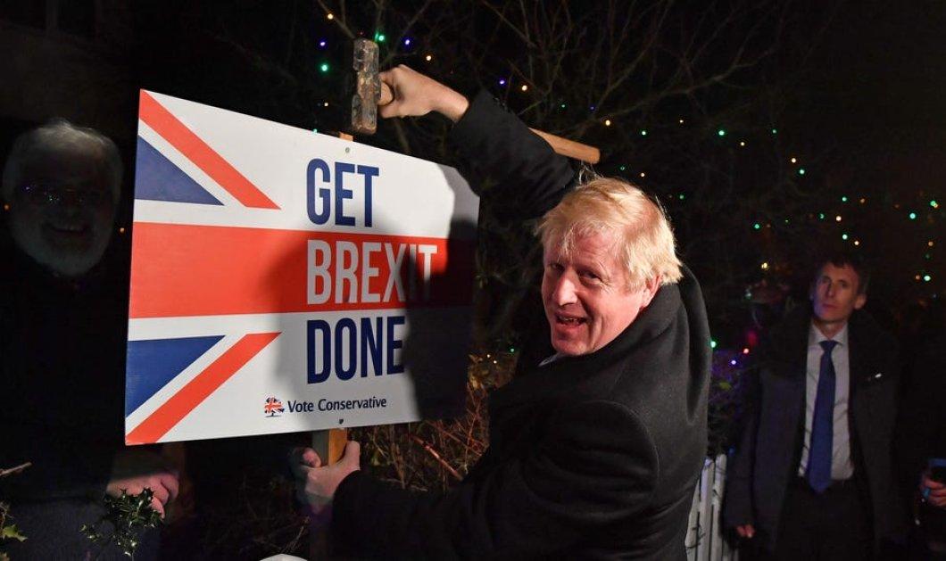 Τίτλοι τέλους για το Ηνωμένο Βασίλειο: Ύστερα από 47 χρόνια αποχωρεί απόψε από την ΕΕ - Τι γράφουν οι μεγάλες εφημερίδες για το Brexit - Κυρίως Φωτογραφία - Gallery - Video