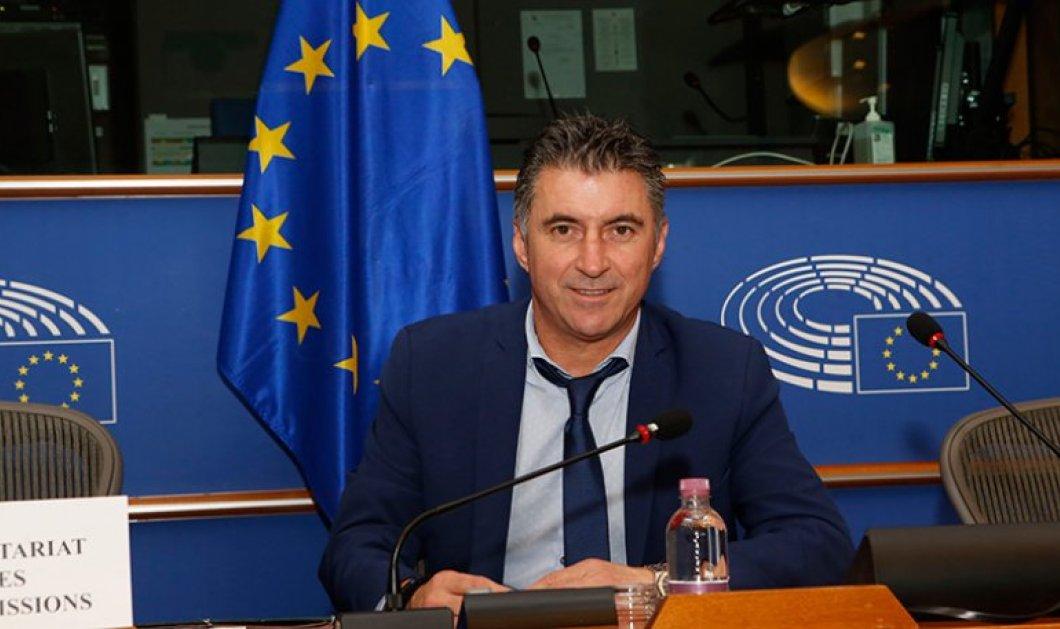 Ραγδαίες εξελίξεις: Διαγράφεται από την ΚΟ των ευρωβουλευτών της ΝΔ ο Θοδωρής Ζαγοράκης - Κυρίως Φωτογραφία - Gallery - Video