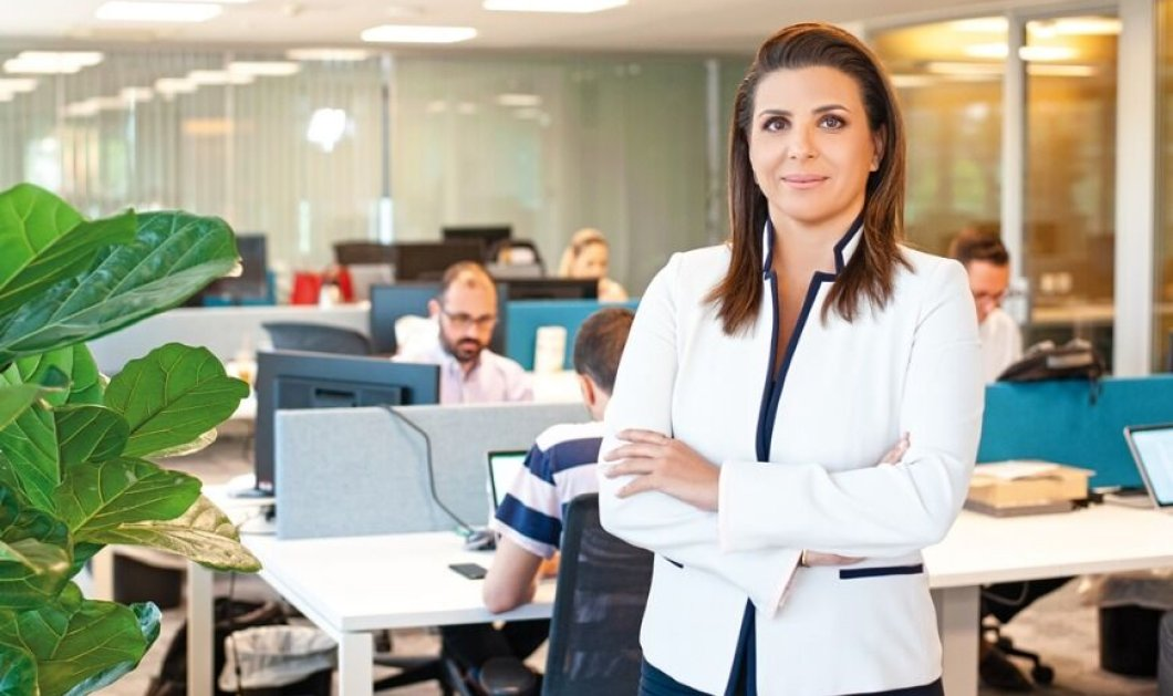 Top Woman η Πέγκυ Αντωνάκου: Ορίστηκε Γενική Διευθύντρια της Google για την νοτιοανατολική Ευρώπη - Ήταν η CEO της Microsoft  - Κυρίως Φωτογραφία - Gallery - Video