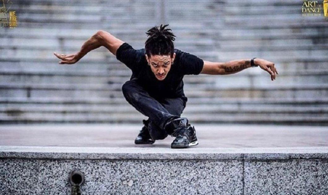 Βίντεο: Αυτά που κάνει στους δρόμους ή στην πίστα το 25χρονο αγόρι -χορευτής της Μαντόνα δεν τα έχετε ξαναδεί  - Κυρίως Φωτογραφία - Gallery - Video