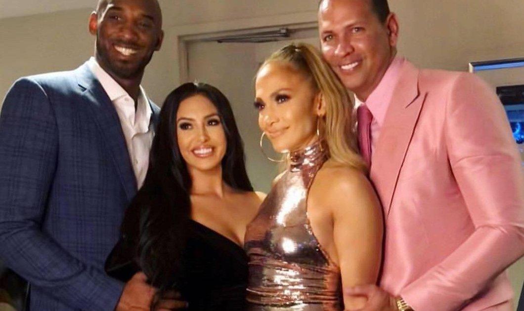 Η Jennifer Lopez σπαράζει για τον Κόμπι, την κόρη του & για την γυναίκα του Vanessa που έχασε άντρα & παιδί μαζί - Φώτο - Κυρίως Φωτογραφία - Gallery - Video