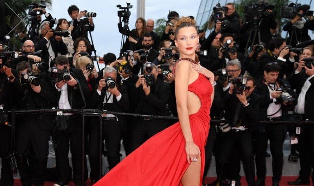 H Bella Hadid φωτογραφήθηκε για το περιοδικό VMagazine: Ποζάρει γυμνή για το ημερολόγιο του Φεβρουαρίου - Κυρίως Φωτογραφία - Gallery - Video