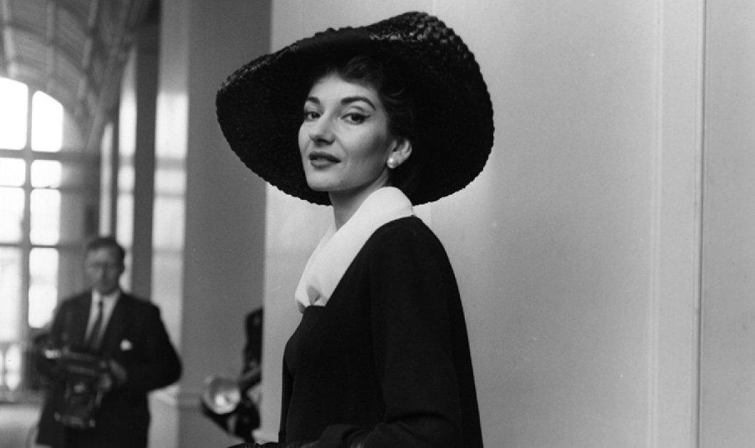 Σπάνια & υπέροχη η vintage pic: Η Μαρία Κάλλας όπως δεν την έχουμε ξαναδεί - Η αιώνια ντίβα μαγειρεύει στην κουζίνα της (φώτο) - Κυρίως Φωτογραφία - Gallery - Video