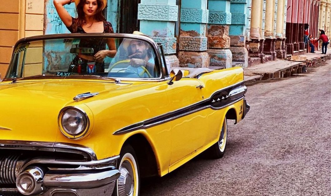 Δανάη Παππά - Λάμπρος Λάζαρης ερωτευμένοι στην Κούβα! Οι φωτογραφίεςαπόέναταξίδιγια δυο - Κυρίως Φωτογραφία - Gallery - Video