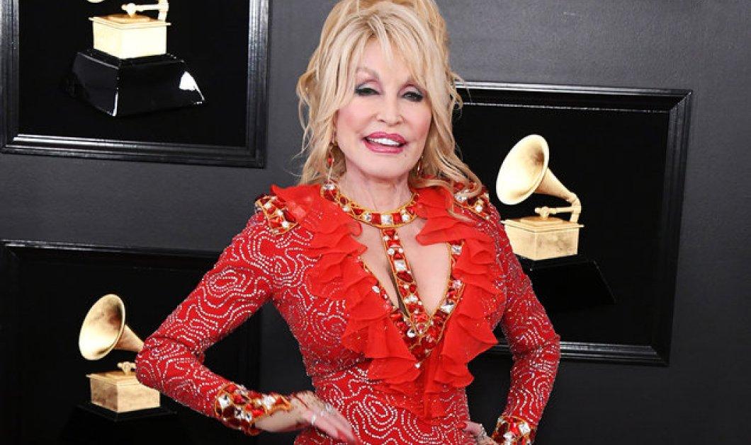 Η τρέλα του #DollyPartonChallenge: Διάσημοι & οι φώτο τους σε tinder- Linkedin - facebook -Instagram (φώτο) - Κυρίως Φωτογραφία - Gallery - Video