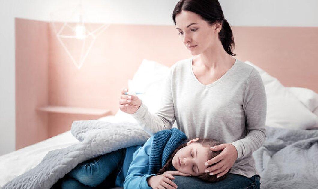 ΕΟΔΥ: Ένα παιδί δύο ετών & ένας ενήλικας στην εντατική από τη γρίπη (πίνακες)  - Κυρίως Φωτογραφία - Gallery - Video