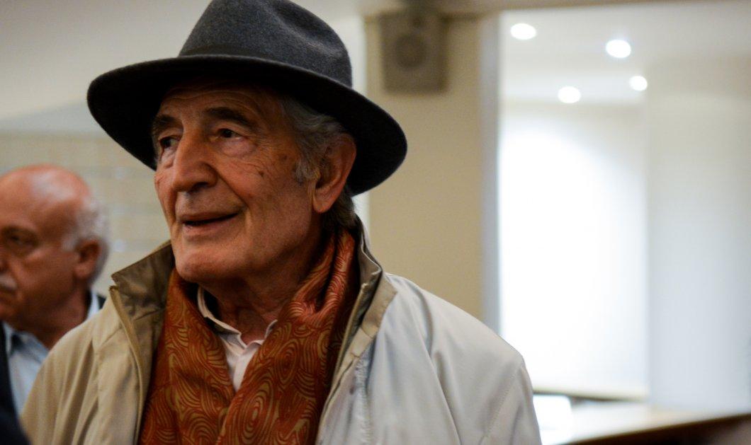 """Καλλιτέχνες & πολιτικοί  αποχαιρέτησαν με οδύνη τον Γιώργο Κοτανίδη - Το συγκινητικό """"αντίο"""" της κόρης του (φώτο-βίντεο) - Κυρίως Φωτογραφία - Gallery - Video"""