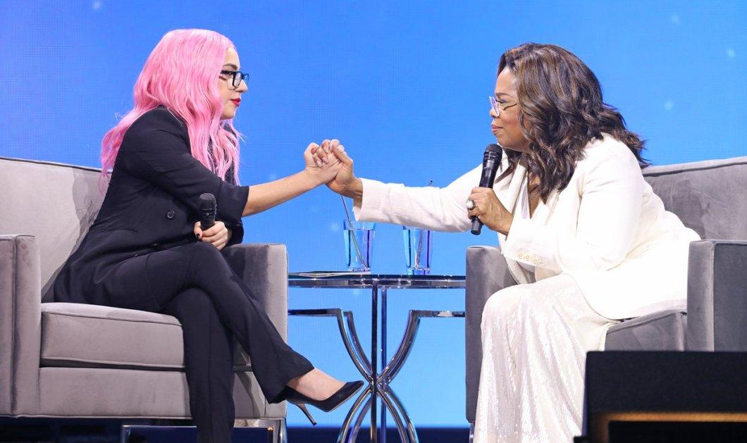 Η Lady Gaga αποκαλύπτει στην Όπρα: «Με βίασαν κατ' επανάληψη όταν ήμουν 19 & μου δημιουργήθηκε μετατραυματικό στρες» - Κυρίως Φωτογραφία - Gallery - Video