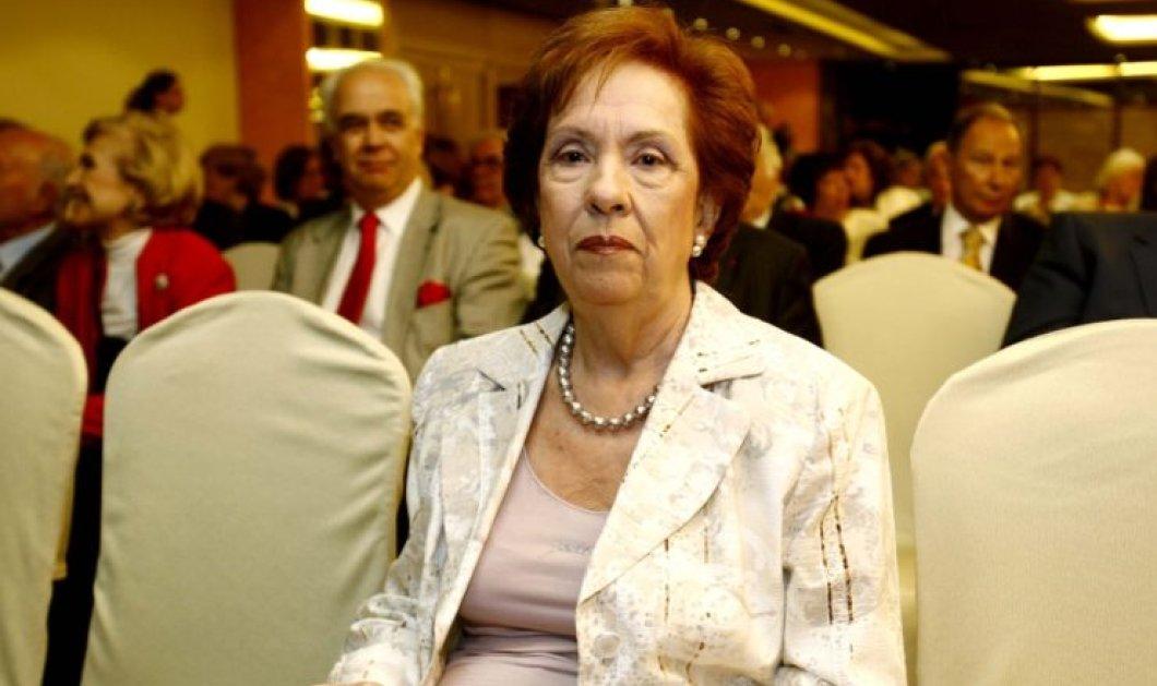 Top woman η Άννα Μπενάκη- Ψαρούδα: Ανέλαβε την προεδρία της Ακαδημίας Αθηνών - Κυρίως Φωτογραφία - Gallery - Video