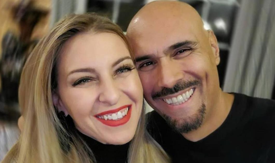 Ο Δημήτρης Σκουλός υποδέχεται το 2020 αγκαλιά με την σύζυγο του: Οι ευχές για το νέο έτος - Φώτο - Κυρίως Φωτογραφία - Gallery - Video