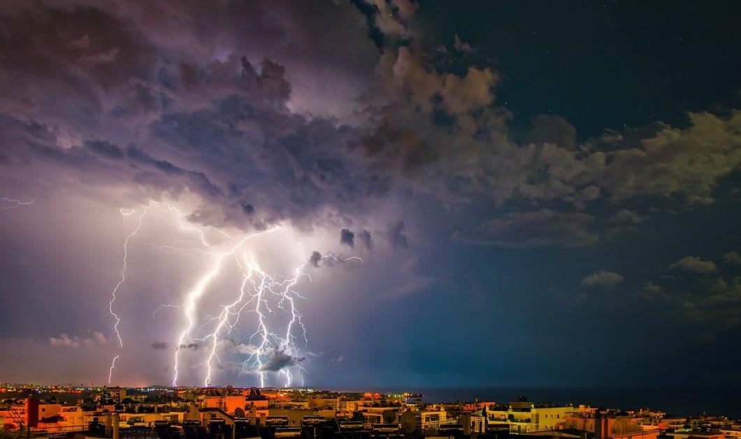 Τα μετεωρολογικά ρεκόρ του 2019  στην Ελλάδα - Τα μεγαλύτερα ύψη βροχής & θερμοκρασιών & οι 13 κακοκαιρίες  - Κυρίως Φωτογραφία - Gallery - Video