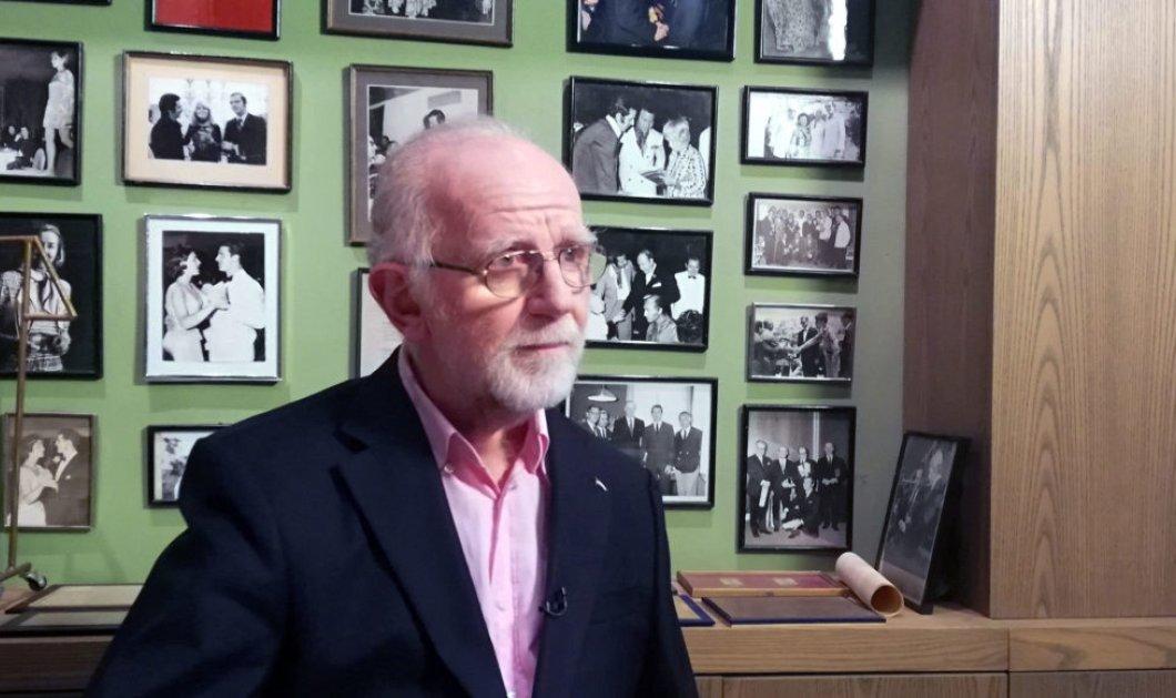 Πέθανε ο σπουδαίος σχεδιαστής μόδας Γιάννης Τσεκλένης - Ήταν 82 ετών (φώτο) - Κυρίως Φωτογραφία - Gallery - Video