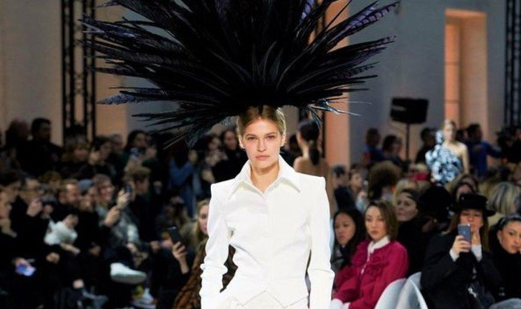 Μόδα για λίγες, όνειρο για πολλές: Alexandre Vauthier Haute Couture Άνοιξη- Καλοκαίρι του 2020 - Πάμε Παρίσι;  - Κυρίως Φωτογραφία - Gallery - Video