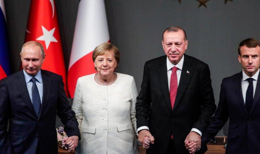 Σήμερα η Διάσκεψη του Βερολίνου για τη Λιβύη - Οι επιδιώξεις & οι προσδοκίες - Αναμένεται σκληρή διπλωματική αναμέτρηση   - Κυρίως Φωτογραφία - Gallery - Video