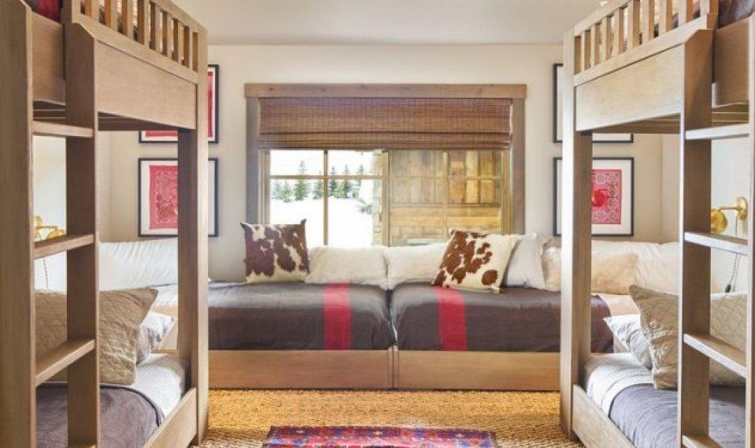 Δωμάτια με ξύλο: Κομψά, ζεστά & με έντονη αισθητική - Δείτε 10 υπέροχες ιδέες (Φώτο) - Κυρίως Φωτογραφία - Gallery - Video