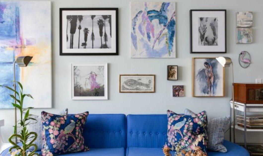 Ο Σπύρος Σούλης παρουσιάζει ένα υπέροχο σπίτι 74 τμ που θα σας δώσει όμορφες ιδέες διακόσμησης! Φώτο - Κυρίως Φωτογραφία - Gallery - Video
