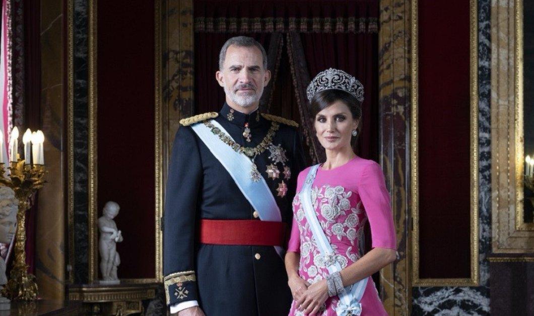 Το βασιλικό ζεύγος της Ισπανίας σε εντυπωσιακή εμφάνιση την ημέρα του Αγίου Βαλεντίνου - Κυρίως Φωτογραφία - Gallery - Video