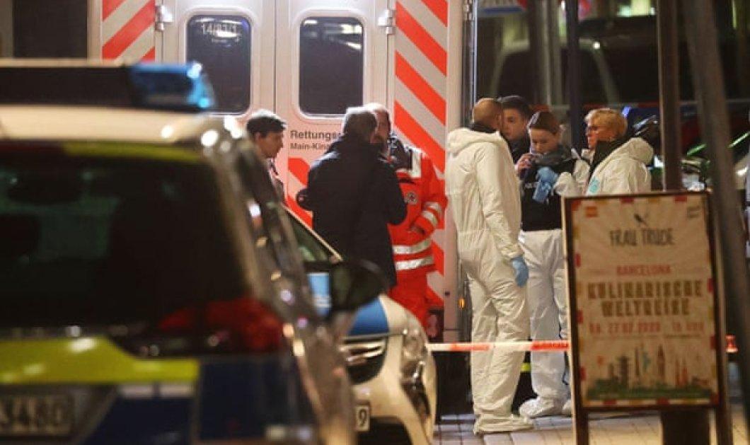 Γερμανία: 11 νεκροί σε δύο επιθέσεις στη Χανάου - Βρέθηκε νεκρός ο βασικός ύποπτος (φωτό &βίντεο) - Κυρίως Φωτογραφία - Gallery - Video