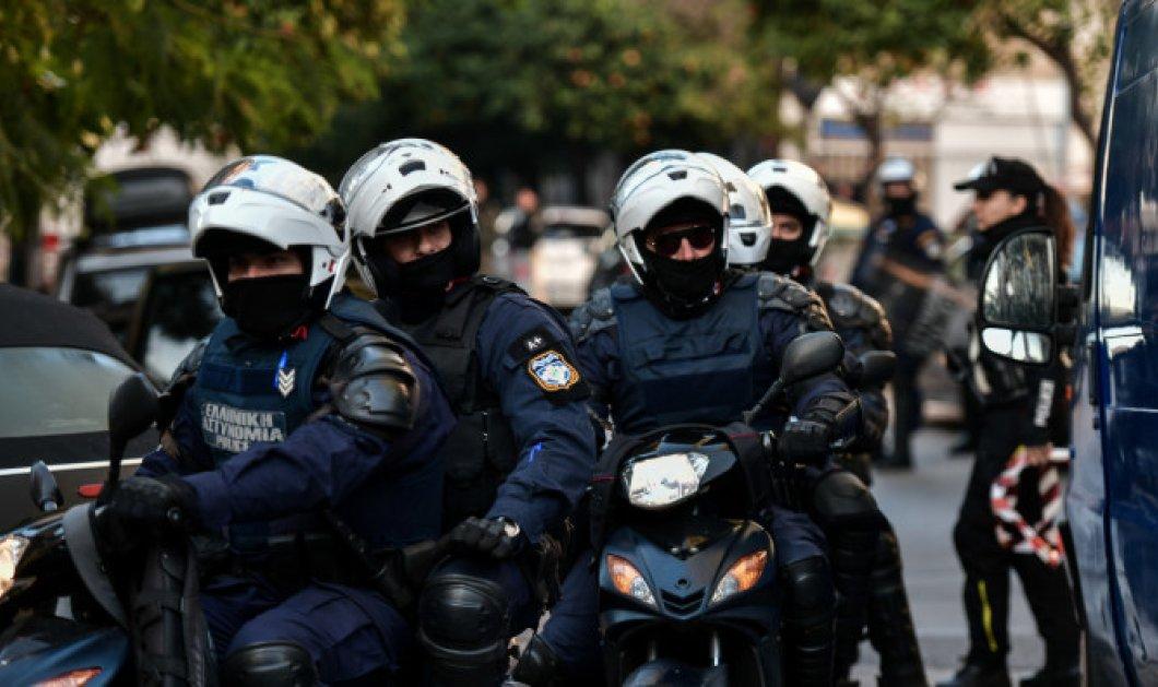 Αυτό είναι το νέο σχέδιο της ΕΛ.ΑΣ για την αστυνόμευση του κέντρου της Αθήνας. - Κυρίως Φωτογραφία - Gallery - Video