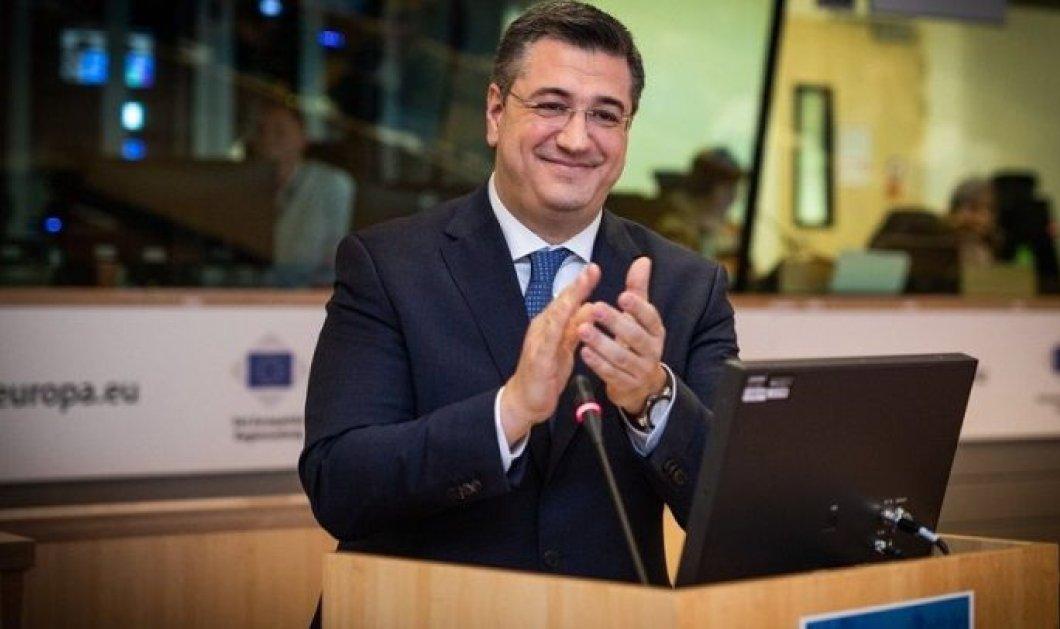 Good news για την Ελλάδα: Πρόεδρος της Ευρωπαϊκής Επιτροπής Περιφερειών εξελέγη ο Απόστολος Τζιτζικώστας - Κυρίως Φωτογραφία - Gallery - Video