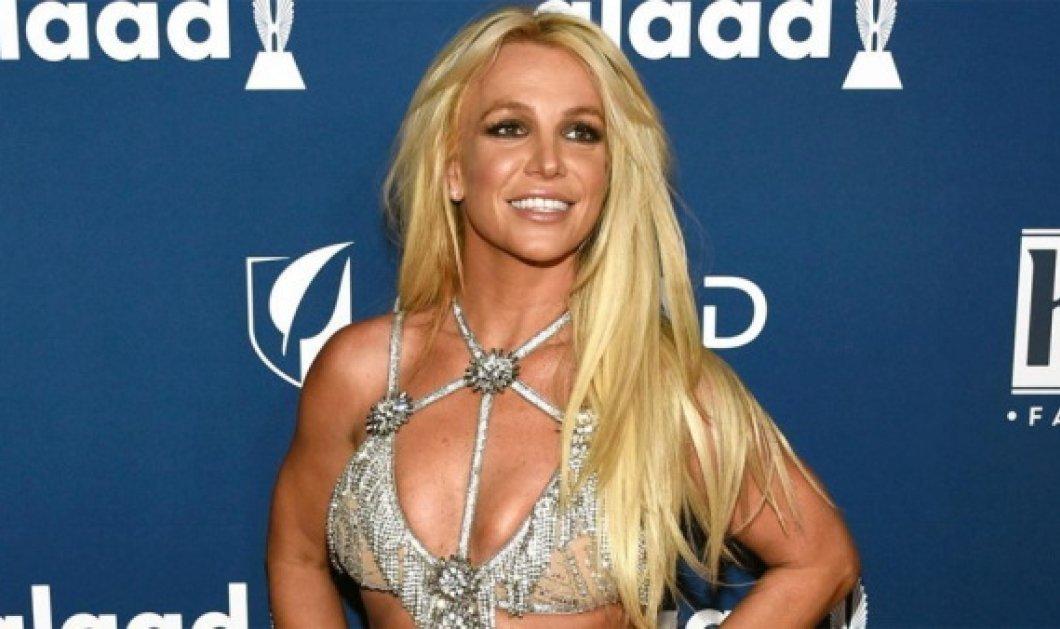 Βίντεο : Χορεύει η Britney Spears , σπάει το πόδι της & ακούγεται το κρακ του οστού της! - Κυρίως Φωτογραφία - Gallery - Video