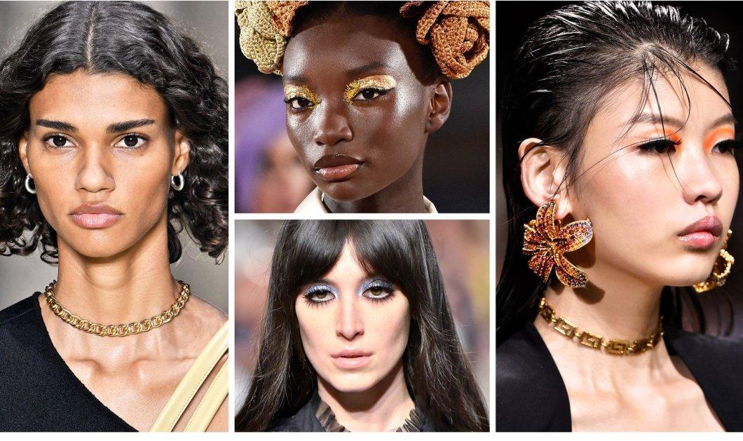 Οι 7 επιταγές της μόδας στην ομορφιά & το make up - Τι λένε οι μακιγιέρ & τι είδαμε στις πασαρέλες (φωτό) - Κυρίως Φωτογραφία - Gallery - Video