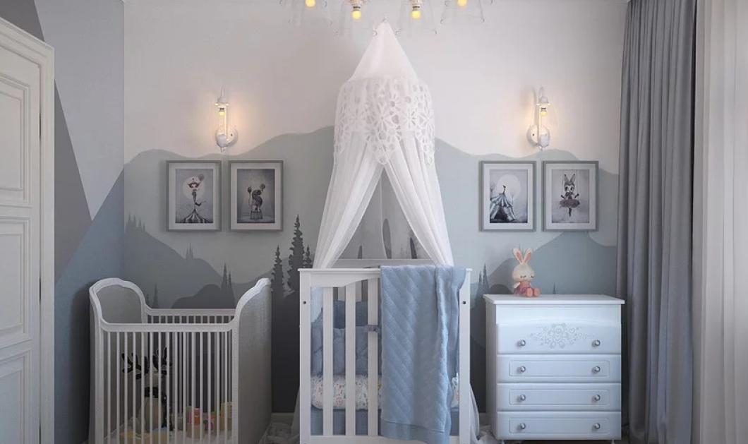 Υπέροχες ιδέες για το δωμάτιο των νεογέννητων μωρών μας - Στυλάτα, σικ, πρωτότυπα και εντυπωσιακά (φωτό) - Κυρίως Φωτογραφία - Gallery - Video