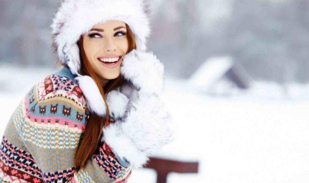 Ο καιρός της Κυριακής: Τσουχτερό κρύο σε όλη τη χώρα! - Κυρίως Φωτογραφία - Gallery - Video