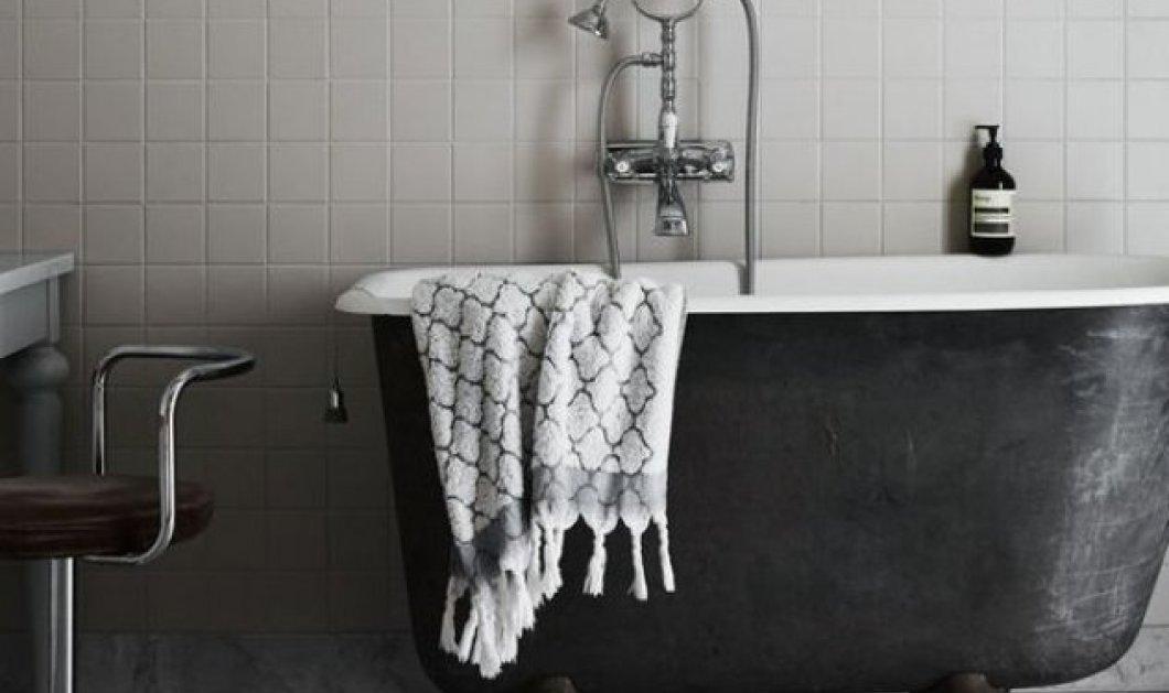 Γκρι μπάνια για κάθε γούστο -  Με αξεπέραστο στυλ και φαντασία (φωτό) - Κυρίως Φωτογραφία - Gallery - Video