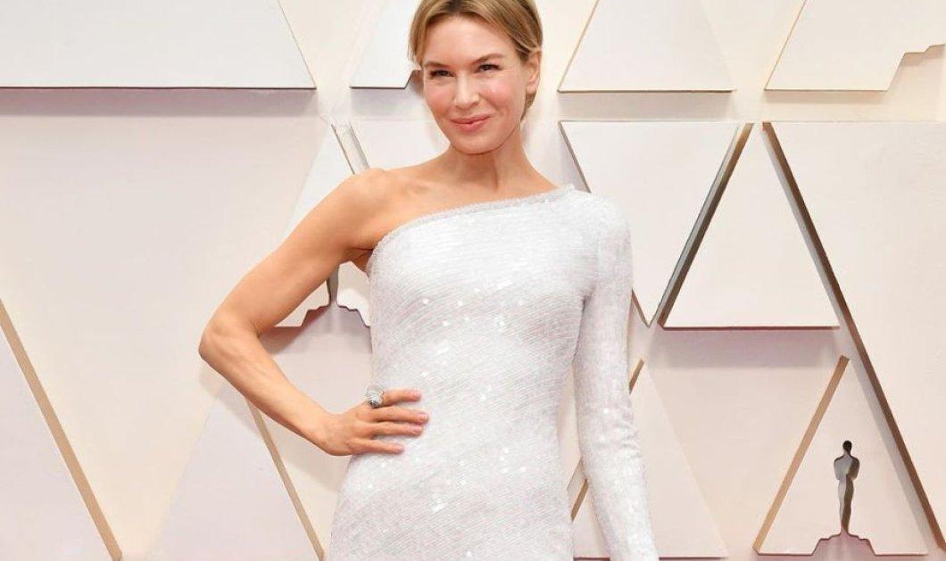 Κόκκινο χαλί στα Oscar, το top της χρονιάς: Στα λευκά σαν νύφες Ζελβέγκερ & Σάλμα Χάγιεκ, σαν πριγκίπισσα & η Πριγιάνκα Τσόπρα – Οι άλλες; (φωτό) - Κυρίως Φωτογραφία - Gallery - Video