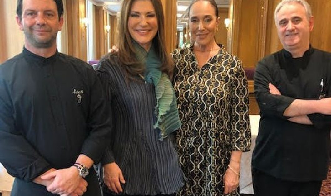 Web εκπομπή- Lunch @ theparliament με την Alice Δικαίου: Άφησα τις πασαρέλες για να μεγαλώσω τις 3 κόρες μου - Σήμερα έχω και 2 εγγόνια - Κυρίως Φωτογραφία - Gallery - Video