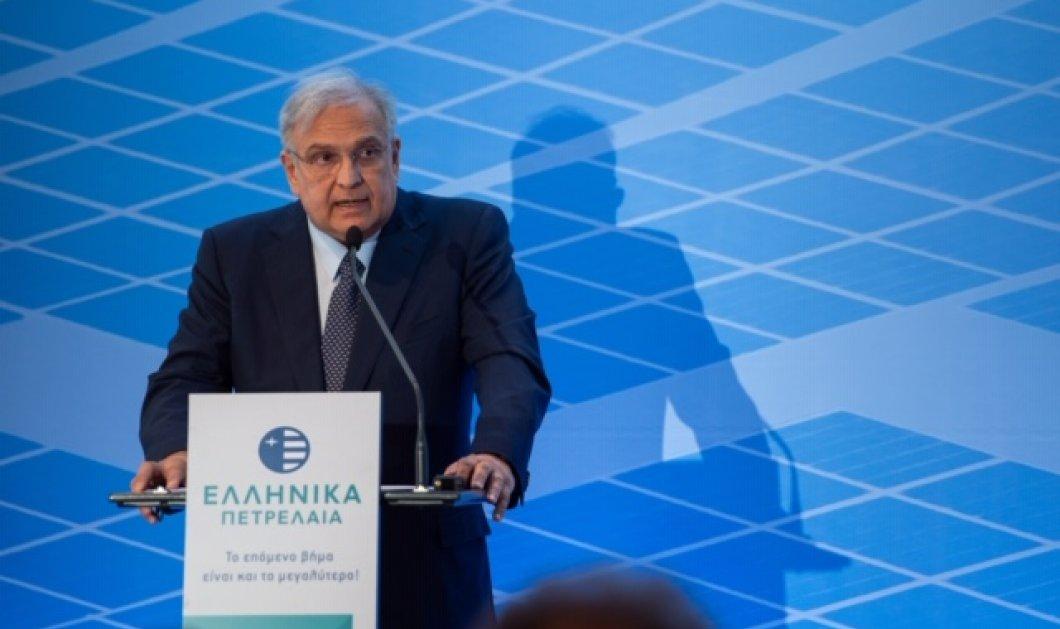 """Ο Όμιλος """"Ελληνικά Πετρέλαια"""" πρωταγωνιστεί και στον τομέα των Ανανεώσιμων Πηγών Ενέργειας - Κυρίως Φωτογραφία - Gallery - Video"""